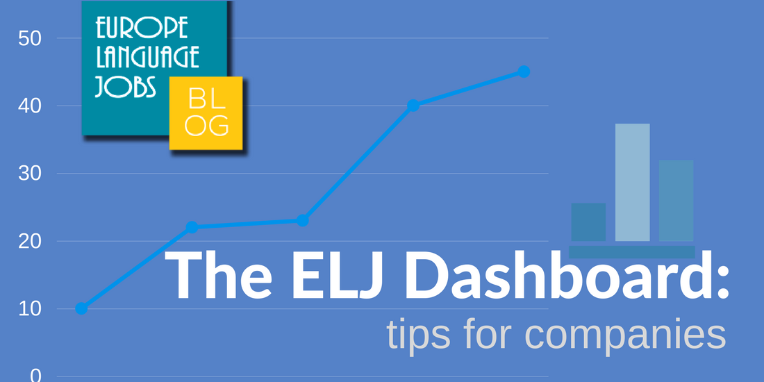 The dashboard: Tips for companies